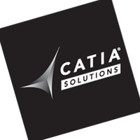 Catia Solutions 377 vector