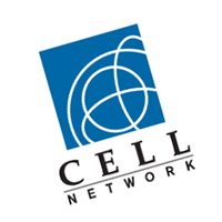 Cell Network 100 vector