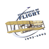 Centennial of Flight 1903-2003 vector