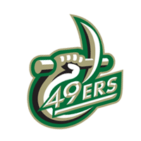 Charlotte 49ers 220 vector