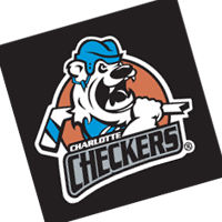 Charlotte Checkers 221 vector