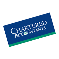 Chartered Accountants 233 vector
