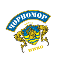 Chernomor Beer 258 vector