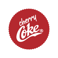 Cherry Coke 265 vector