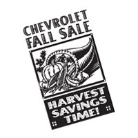 Chevrolet Fall Sale preview