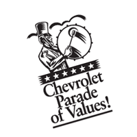 Chevrolet Parade of Values vector