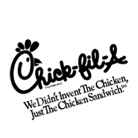 Chick Fila vector