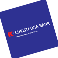Christiania Bank vector