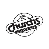 Church's Chicken 348 vector