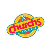 Church's Chicken 349 vector