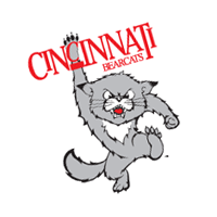 Cincinnati Bearcats 44 vector