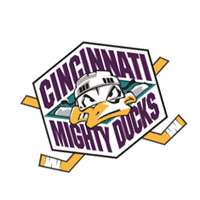 Cincinnati Mighty Ducks vector