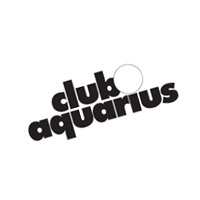 Club Aquarius vector