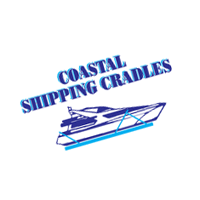 Coastal Shipping Cradles vector