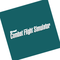 Combat Flight Simulator vector