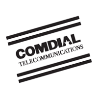 Comdial Telecommunications vector