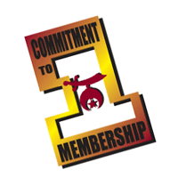 Commitment to Membership 165 vector