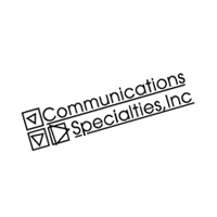 Communications Specialties vector
