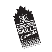 Competence Skills Canada vector
