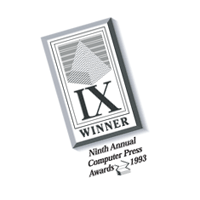 Computer Press Awards 202 vector