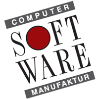 Computer Software Manufaktur vector