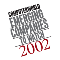 Computerworld Emerging Companies 2002 vector