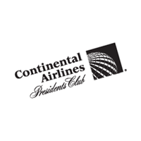 Continental Airlines Presidents Club preview