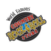 Country Rock-n-Roll Store vector