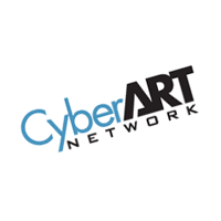 CyberArt Network vector