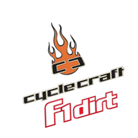 Cyclecraft F1 Dirt vector