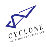 Cyclone Aviation Products vector