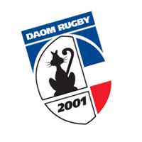DAOM Rugby vector
