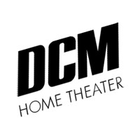 DCM HOME THEATER vector