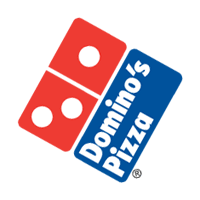 DOMINOS PIZZA 1 vector