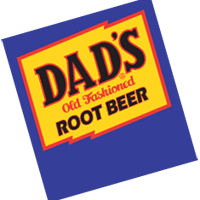 Dads Rootbeer vector