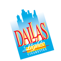 Dallas Lights vector