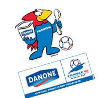 Danone sponsor of Worldcup 98 download