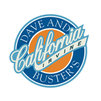 Dave And Buster's California Irvine vector