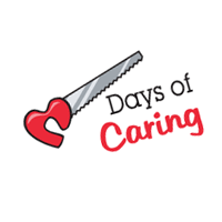 Days of Caring vector