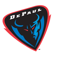 DePaul Blue Demons 271 vector