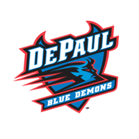 DePaul Blue Demons 272 vector