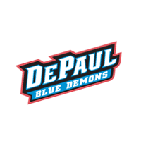 DePaul Blue Demons 274 vector