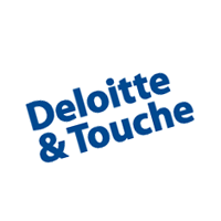 Deloitte & Touche vector