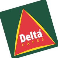Delta Cafes vector