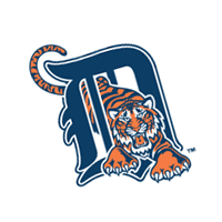Detroit Tigers 300 vector