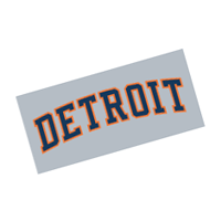 Detroit Tigers 301 vector