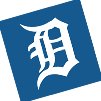 Detroit Tigers 305 vector