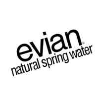 EVIAN WATER 1 vector