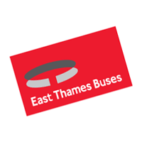 East Thames Buses 16 vector