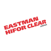 Eastman Hifor Clear vector